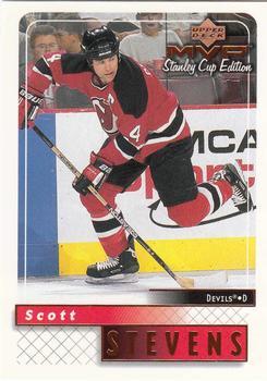 1999-00 Upper Deck MVP Stanley Cup #105 Scott Stevens Front