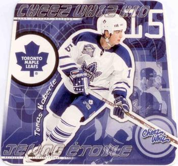 1999-00 Kraft   Post Collection - Cheez Whiz Kid Playoff Rookies  NNO Tomas  Kaberle dfaa20930