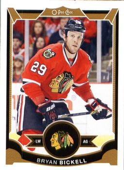 2015-16 O-Pee-Chee #457 Bryan Bickell Front