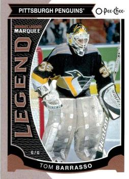 2015-16 O-Pee-Chee #585 Tom Barrasso Front