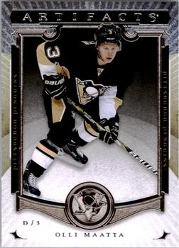 2015-16 Upper Deck Artifacts #49 Olli Maatta Front