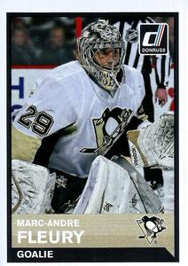 2015-16 Panini Stickers #183 Marc-Andre Fleury Front