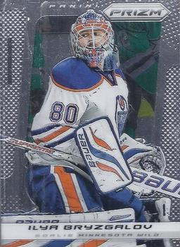 2013-14 Panini Rookie Anthology - Prizm Update #317 Ilya Bryzgalov Front
