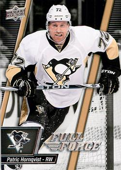2015-16 Upper Deck Full Force #85 Patric Hornqvist Front