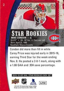 2015-16 Upper Deck Star Rookies Hockey - Gallery | The
