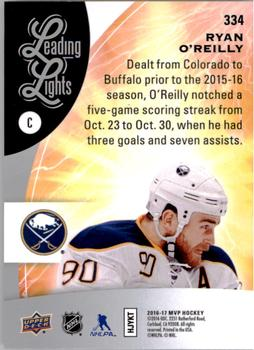 Ryan O'Reilly Gallery | The Trading Card Database