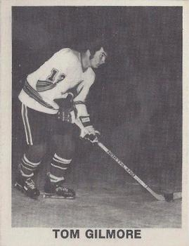 1972-73 Los Angeles Sharks WHA #NNO Tom Gilmore Front