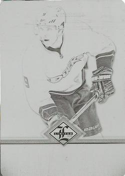 2012-13 Panini Limited - Printing Plate Black #45 Bobby Ryan Front