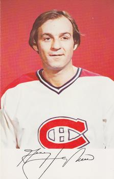 1978-79 Montreal Canadiens Postcards #NNO Guy Lafleur Front