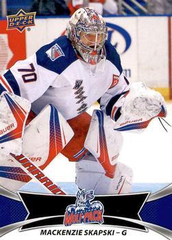 2016-17 Upper Deck AHL #23 Mackenzie Skapski Front
