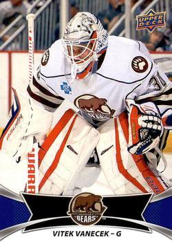 2016-17 Upper Deck AHL #24 Vitek Vanacek Front