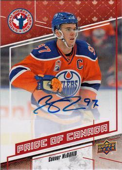 2016 17 Upper Deck National Hockey Card Day Canada Autographs