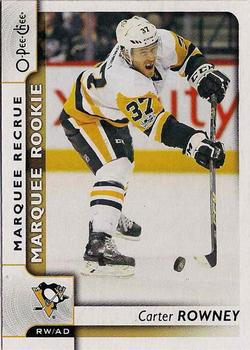 2017-18 O-Pee-Chee #508 Carter Rowney Front