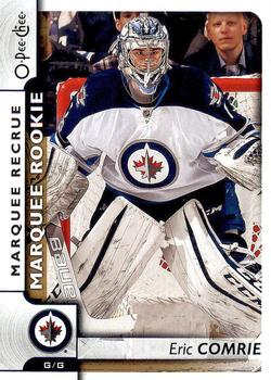2017-18 O-Pee-Chee #522 Eric Comrie Front