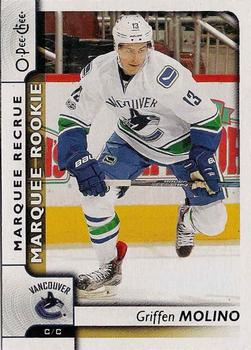 2017-18 O-Pee-Chee #527 Griffen Molino Front