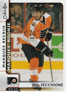 2017-18 O-Pee-Chee #541 Mike Vecchione Front
