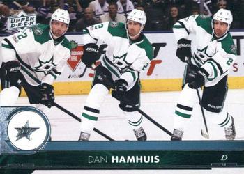 2017-18 Upper Deck #60 Dan Hamhuis Front