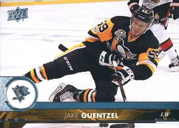 2017-18 Upper Deck #151 Jake Guentzel Front