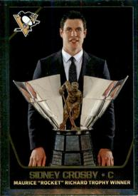 2017-18 Panini Stickers #3 Sidney Crosby Front