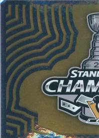2017-18 Panini Stickers #502 Stanley Cup Champions Front