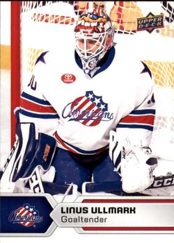 2017-18 Upper Deck AHL #13 Linus Ullmark Front