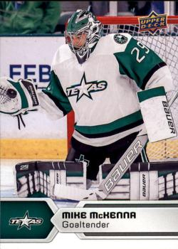 2017-18 Upper Deck AHL #29 Mike McKenna Front