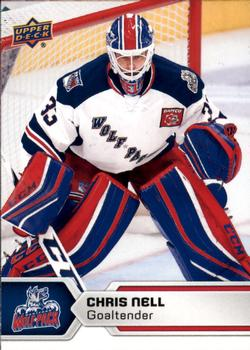 2017-18 Upper Deck AHL #43 Chris Nell Front