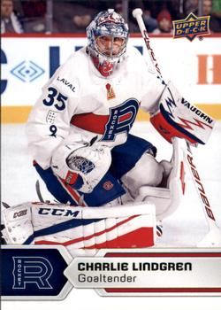 2017-18 Upper Deck AHL #48 Charlie Lindgren Front