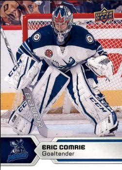 2017-18 Upper Deck AHL #63 Eric Comrie Front
