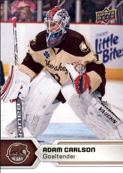 2017-18 Upper Deck AHL #67 Adam Carlson Front
