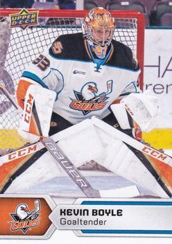 2017-18 Upper Deck AHL #76 Kevin Boyle Front