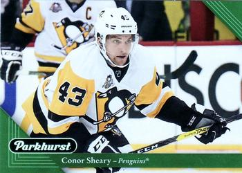2017-18 Parkhurst #187 Conor Sheary Front