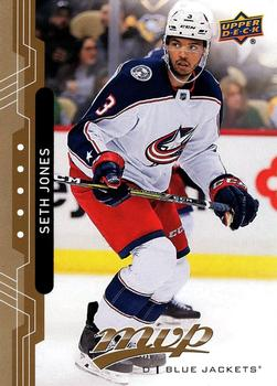 2018-19 Upper Deck MVP #14 Seth Jones Front