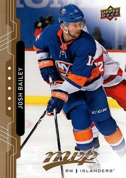2018-19 Upper Deck MVP #56 Josh Bailey Front