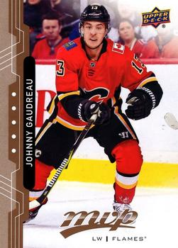 2018-19 Upper Deck MVP #208 Johnny Gaudreau Front
