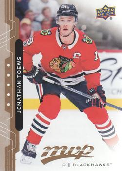 2018-19 Upper Deck MVP #215 Jonathan Toews Front