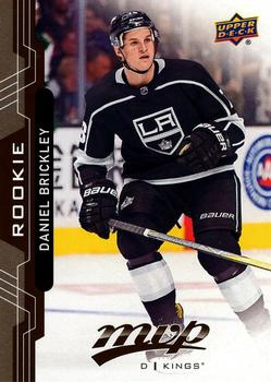 2018-19 Upper Deck MVP #224 Daniel Brickley Front