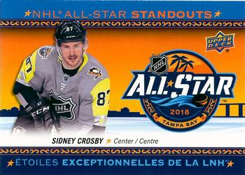 2018-19 Upper Deck Tim Hortons - NHL All-Star Standouts Hockey ... 79cc18e19