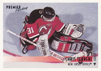 1994-95 O-Pee-Chee Premier #13 Chris Terreri Front