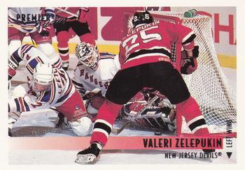 1994-95 O-Pee-Chee Premier #58 Valeri Zelepukin Front