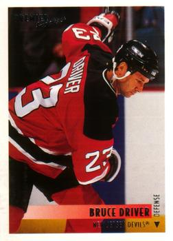 1994-95 O-Pee-Chee Premier #292 Bruce Driver Front