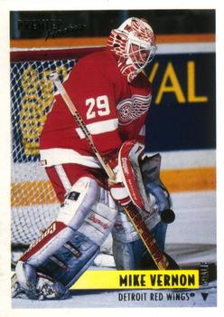 1994-95 O-Pee-Chee Premier #302 Mike Vernon Front