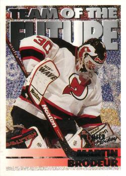 1994-95 O-Pee-Chee Premier #380 Martin Brodeur Front
