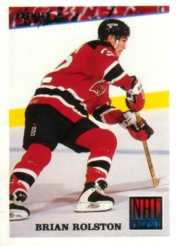 1994-95 O-Pee-Chee Premier #438 Brian Rolston Front