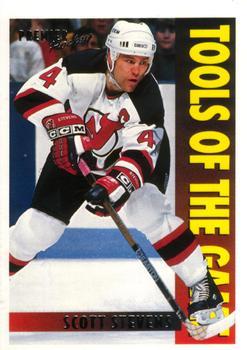 1994-95 O-Pee-Chee Premier #451 Scott Stevens Front