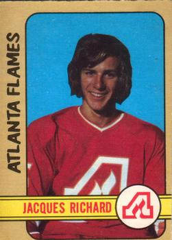 1972-73 O-Pee-Chee #279 Jacques Richard Front