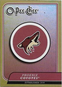 2008-09 O-Pee-Chee - Team Checklists #CL23 Phoenix Coyotes Front