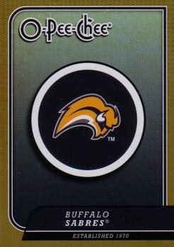 2008-09 O-Pee-Chee - Team Checklists #CL4 Buffalo Sabres Front