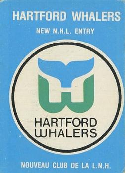 1979-80 O-Pee-Chee #163 Hartford Whalers Front