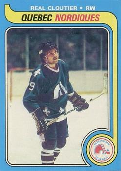1979-80 O-Pee-Chee #239 Real Cloutier Front